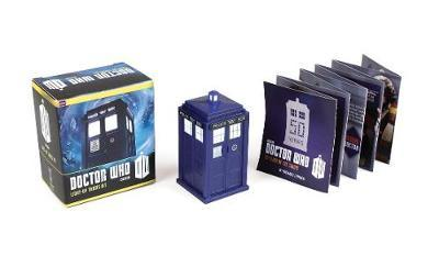 Doctor Who Tardis Kit by Running Press