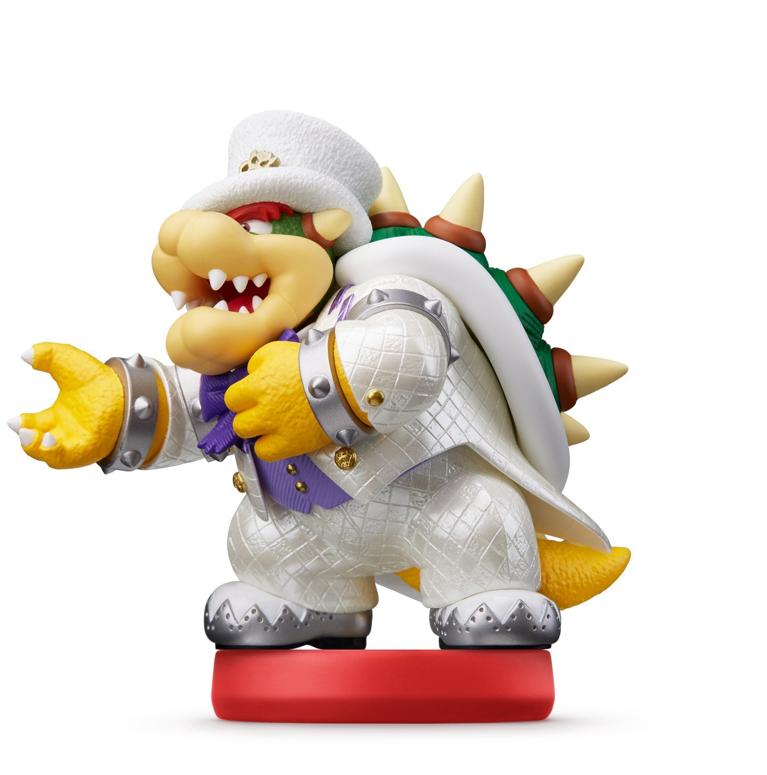 Nintendo Amiibo Bowser - Super Mario Odyssey Collection for  image