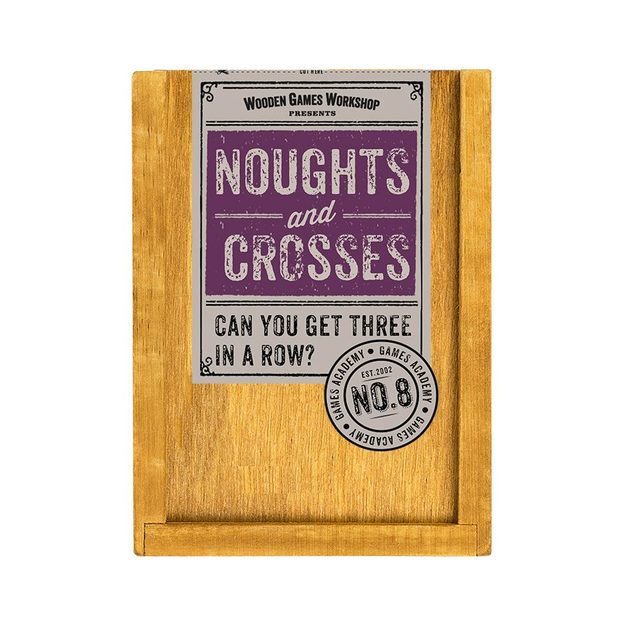 Professor Puzzle: Noughts and Crosses