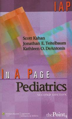 In A Page Pediatrics by Scott Kahan image