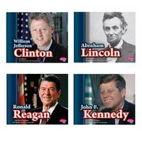 Presidential Biographies by Clara Cella