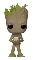 Avengers: Infinity War - Teen Groot (with Game) Pop! Vinyl Figure