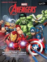 Learn to Draw Marvel's the Avengers by Walter Foster