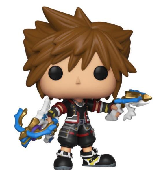 Kingdom Hearts III - Sora (Dual Blasters) Pop! Vinyl Figure