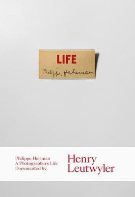 Henry Leutwyler: Philippe Halsman by Irene Halsman