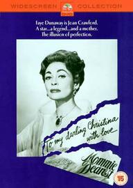 Mommie Dearest on DVD image