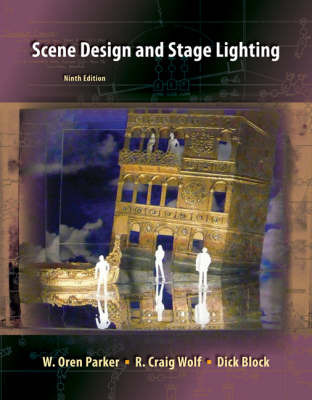 Scene Design and Stage Lighting by W.Oren Parker image