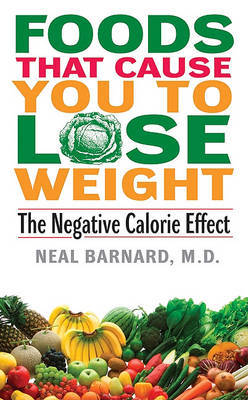 Foods That Cause You to Lose Weight by Neal D. Barnard image