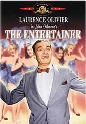 The Entertainer on DVD