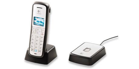 LOGITECH Cordless Internet Handset