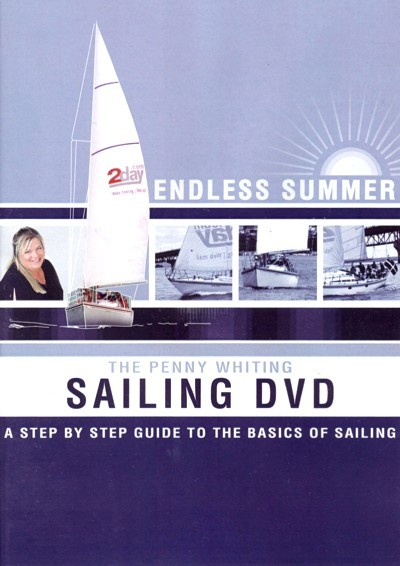 The Penny Whiting Sailing Dvd on DVD