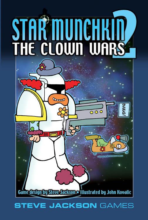 Star Munchkin 2: The Clown Wars