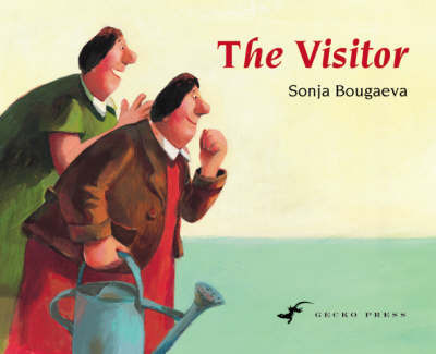 The Visitor by Sonja Bougaeva