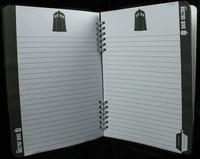 Doctor Who TARDIS Lenticular Journal
