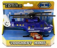 Tonka Police Helicopter - Toughest Minis