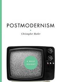 Postmodernism by Christopher Butler image