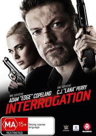 WWE: Interrogation on DVD