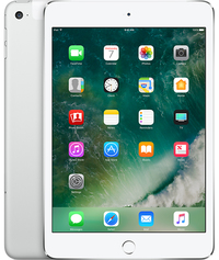 iPad mini 4 Wi-Fi + Cellular 128GB (Silver)
