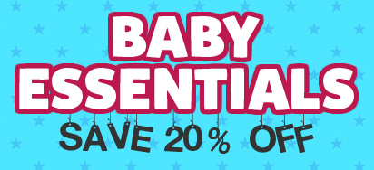 Baby Essentials Sale!
