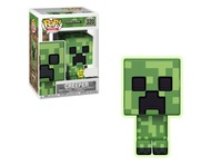 Minecraft - Creeper (Glow Ver.) Pop! Vinyl Figure