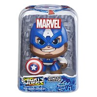 Marvel: Mighty Muggs Figure - Captain America image