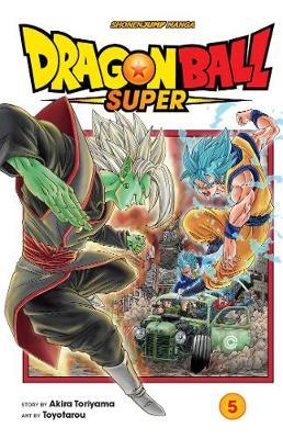 Dragon Ball Super, Vol. 5 by Akira Toriyama