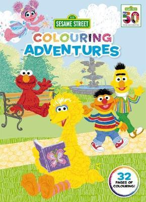Sesame Street: Colouring Adventures