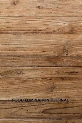 Food elimination journal by Maxwell Cordone