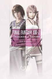 Final Fantasy XIII-2: Fragments Before by Jun Eishima image