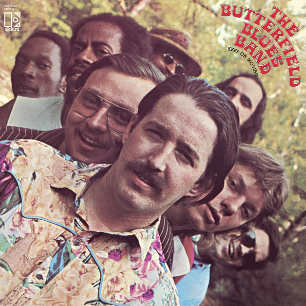 Keep on Moving by The Paul Butterfield Blues Band