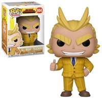 My Hero Academia: All Might (Teacher) - Pop! Vinyl Figure image