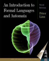 An Introduction to Formal Languages and Automata by Peter Linz image