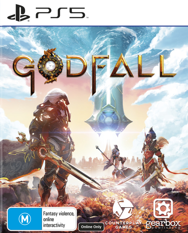 Godfall for PS5