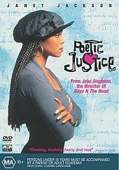 Poetic Justice on DVD