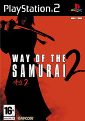 Way of the Samurai 2 for PlayStation 2