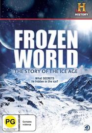 Frozen World on DVD