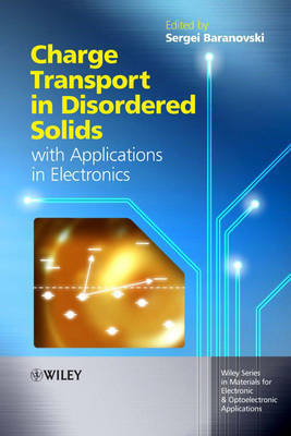 Charge Transport in Disordered Solids with Applications in Electronics