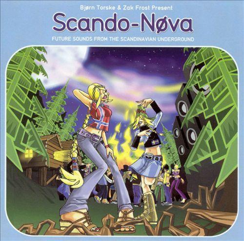 Scando-Nova: Future Sounds from the Scandinavian Underground by Various Artists