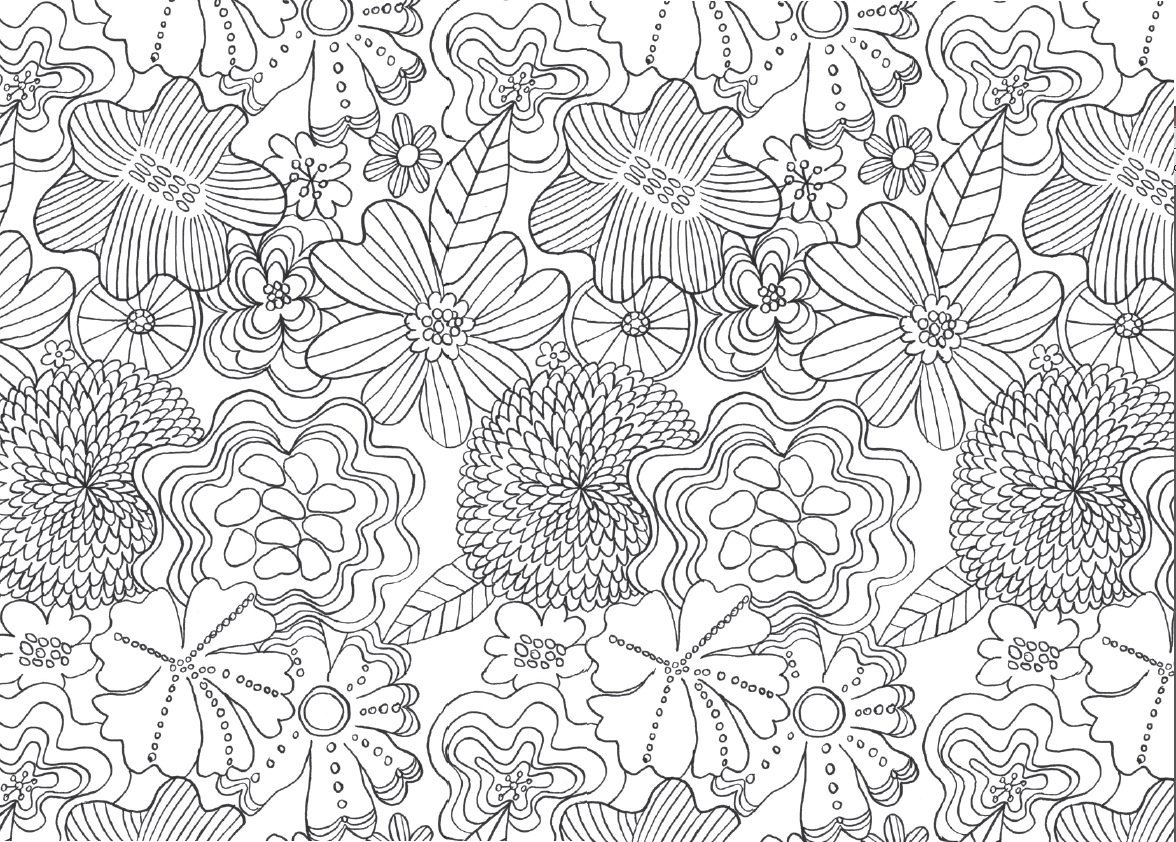 free mindfulness coloring pages - photo#8