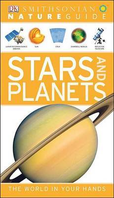 Nature Guide: Stars and Planets by DK