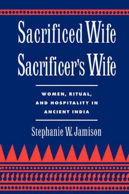Sacrificed Wife/Sacrificer's Wife by Stephanie W. Jamison