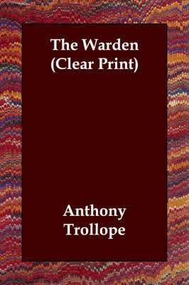 The Warden by Anthony Trollope, Ed image