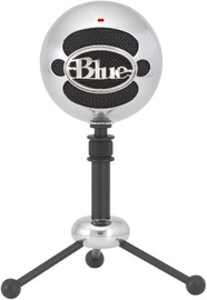 Blue Microphones Snowball USB Microphone (Brushed Aluminium) for