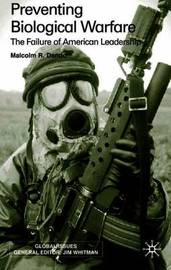 Preventing Biological Warfare by Malcolm R. Dando image