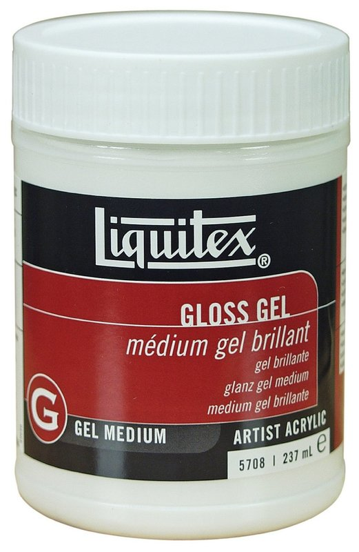 Liquitex: Gloss Gel - Medium (237ml)