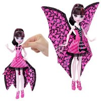 Monster High: Ghoul to Bat - Draculaura Doll