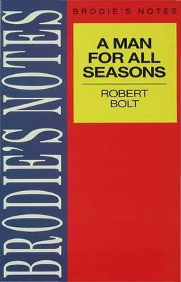 Bolt: A Man For All Seasons