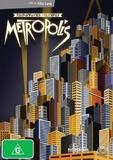 Metropolis Reconstructed & Restored on DVD