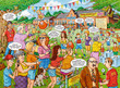 Ravensburger: School Sports Day- 500pc Puzzle