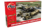 Airfix: 1:72 Eighth Air Force ReSupply - Model Kit